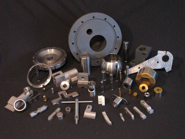 Different Types of Machined Products