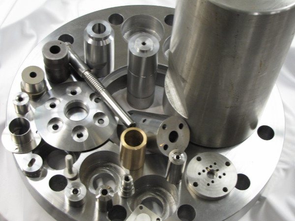 Turned Tooling and Machine parts